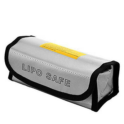 RC LiPo Battery Fireproof Explosionproof Storage Bag Guard Safety Charging Sack