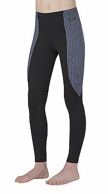 Kerrits Kid's Performance Tights (XSmall, Dusk Houndstooth)