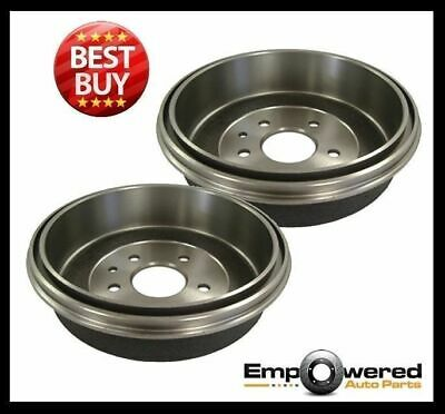 Ford Falcon XY 4WD 1971-1972 REAR BRAKE DRUMS with WARRANTY RDA6719 PAIR
