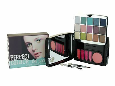 Perfect Colour The Look Gift Set For Her Eye, Lip & Cheek Palette
