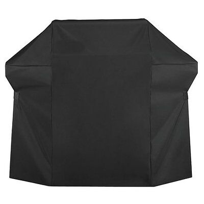 """Grill Cover With Storage Bag For Weber Spirit 220 & 300, 53 W X 26 D X 44 H, In"""""""