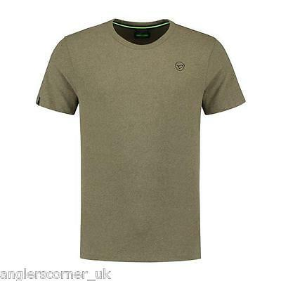 Korda Team Korda T-Shirt Heather Olive / Clothing / Fishing