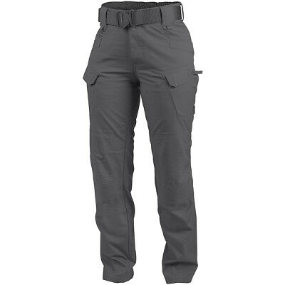 Helikon Women's UTP Pants Urban City Travel Tactical Cargo Trousers Shadow Grey