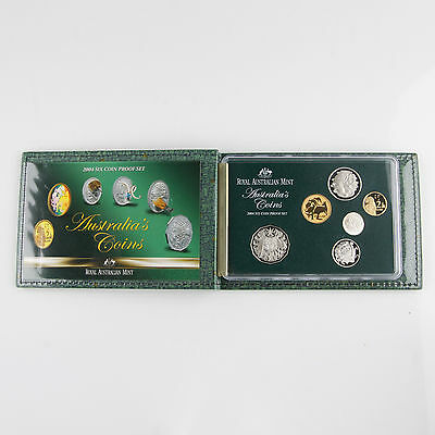 2004 Six Coin Proof Set Australia's Coins