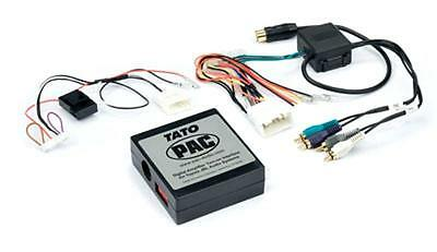 PAC TATO JBL System Amplifier Turn-On Interface for Select 2003+ Toyota Vehicles