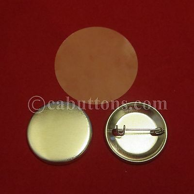"""1000 pcs. 2-1/4"""" inch and 2000pcs 1-1/4"""" inch Buttons for Tecre Button Makers"""