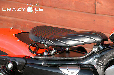 Sella Molle Biltwell Harley Davidson Sportster Iron Forty Eight Nightster R Low