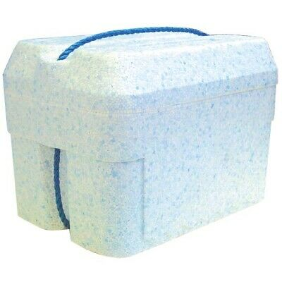 2 x Foam Cooler Box 6 Litres With Lid
