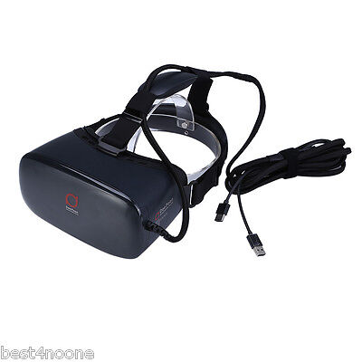 Deepoon E2 Full View AMOLED no Fuzzy Headset Game Video IMAX 3D Private Theater