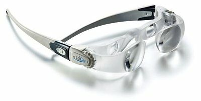 ESCHENBACH Glasses Type Loupe Max Detail Face Lift Magnification Clear 1624-51