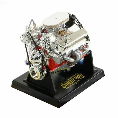 Summit Racing® 1/6th Scale Engines Chevrolet 350 Street Rod Engine SUM-84026