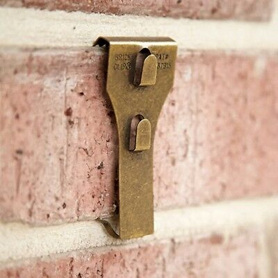New Brick Clip picture hanger - Accessories: BC75 - brick clip 75mm (pair) for