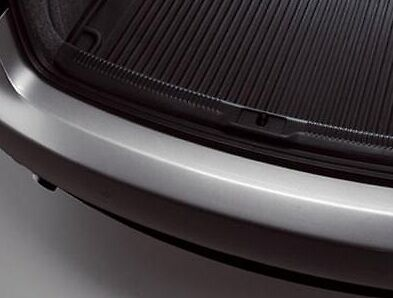 New Genuine Audi A3 8P 2009> 2 Door Rear Bumper Protection Clear Film