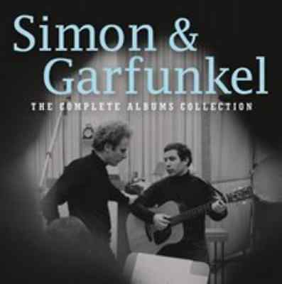 Simon & Garfunkel-The Complete Albums Collection  CD / Box Set NEW