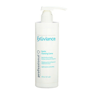 Exuviance Gentle Cleansing Creme Cream 474 ml/16 oz Salon Pro Size Free Shipping