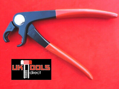 "FUEL FEED PIPE PLIERS 9"" - 230mm VW-AUDI-VOLVO ECT."
