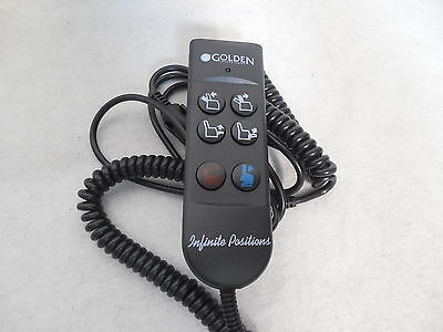 Golden Technologies Lift Chair  Maxicomfort Hand Control Remote NEW