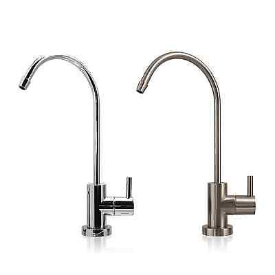 MODERN Ceramic Disc Faucet Coke Shaped Non-Air Gap Lead Free for RO Water Filter