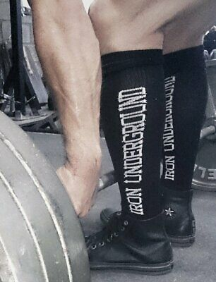 Iron Underground Deadlift Sock