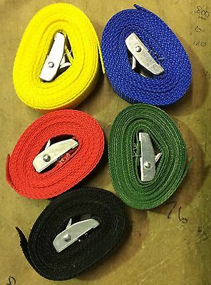 5 X 2.5 Mtr 1in Webbing Straps Bouncy Castle