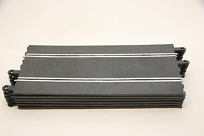 Scalextric Classic Track - Pt60 - Standard Striaghts - X6