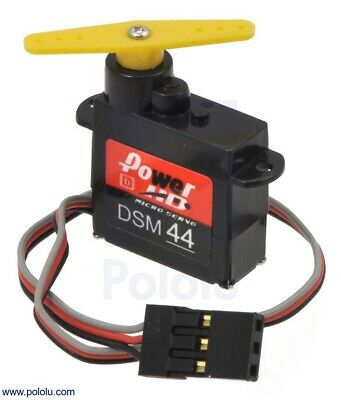 Pololu Power HD High-Speed Digital Micro Servo DSM44 2142