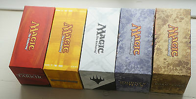 MTG Choose Your Magic the Gathering Storage Box Holds up to 400 Cards