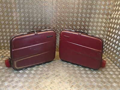 Krauser Panniers Luggage Pair