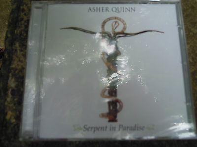 Serpent in Paradise Asher Quin CD new