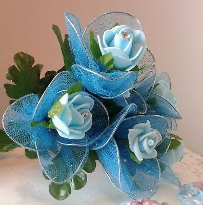 hand crafted  flower bouquets