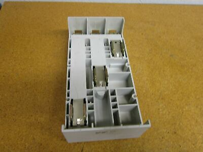 Wohner 6016 Fuse Block 690V 200A Genly Used