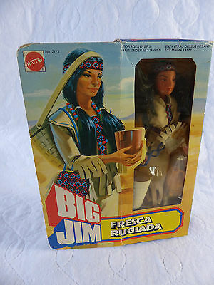 Big Jim 2173 Karl May Fresca Lugiada - Nscho-Tschi mint in Box - Lagerfund