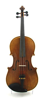 """Vienna Strings Munich 16.5"""" Viola with Brazilwood Bow and Deluxe Case"""