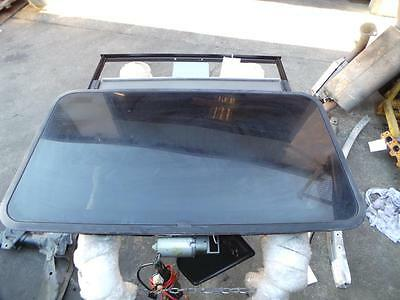 Honda Integra Sunroof Glass With Motor 09/01-08/06