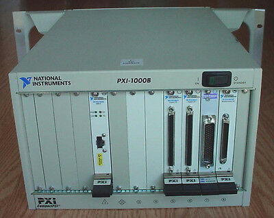 National Instruments Pxi-1000B System