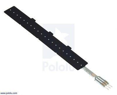 Interlink Drucksensor Force-Sensing Linear Potentiometer Strip FSLP 10 cm 2730