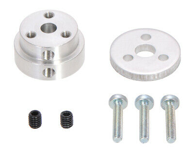 Pololu Aluminum Scooter Wheel Adapter for 5mm Shaft 2673
