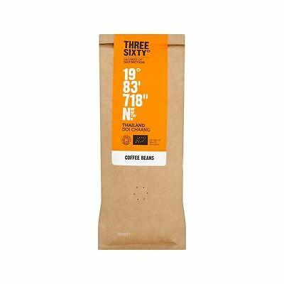 ThreeSixty Thai Coffee Beans 250g