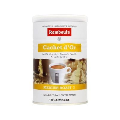 Rombouts Cachet d'Or Ground Coffee 227g