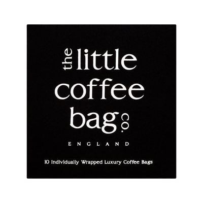 Little Coffee Bag Blend 1 10 per pack
