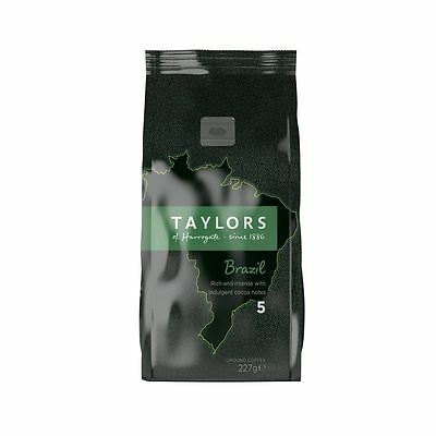 Taylors Single Origin Brazil Ground Coffee 227g