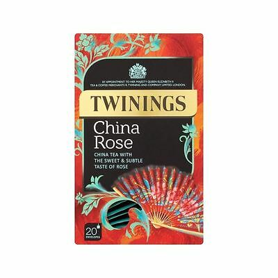 Twinings China Rose 20 per pack