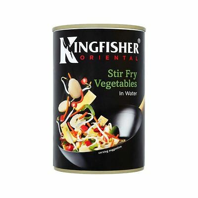 Kingfisher Stir Fry Vegetables 410g