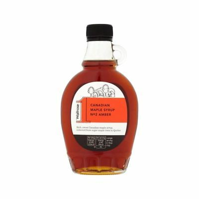 Amber No. 2 Maple Syrup Waitrose 250ml