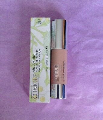Clinique Chubby Stick Sculpting Highlight 01 6 g BNIB