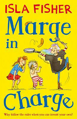 Marge in Charge |  9781848125339