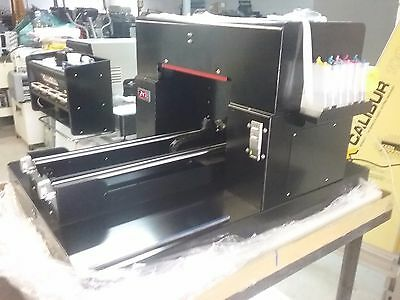 BRAND NEW A4 SIZE UV Printer  WATCH VIDEO! • Prographics Equipment