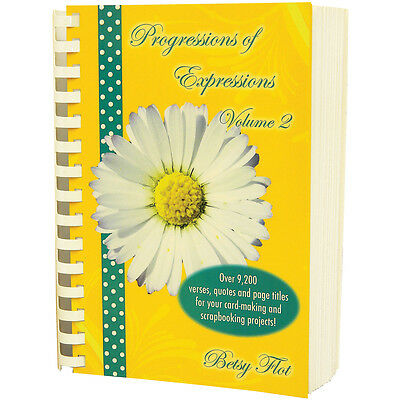 Progressions Of Expressions    Volume 2  6321