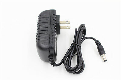 Generic 12V Power Supply Adapter for Hikvision DS-2CD3132F-IWS Network IP Camera