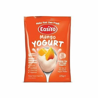 Easiyo Sweet Mango Yoghurt Mix 225g